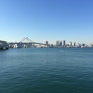 富士見橋の景色