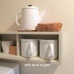 うちのキッチン塩と砂糖