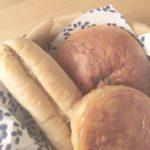 無印Cafe&Mealのベーカリーで朝パン買ってきました。