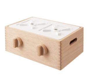 無印 ガスレンジ型ボックス