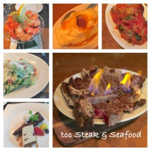tcc Steak & Seafood