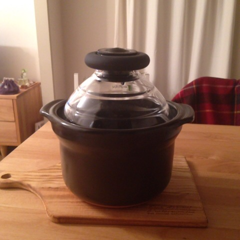 ハリオ 土鍋