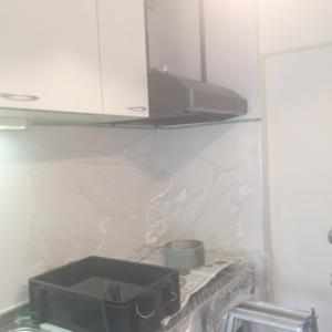 キッチン換気扇 大掃除