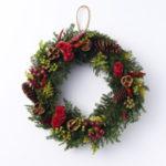 【ネットストア限定】無印良品のクリスマスリース