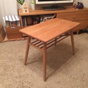 モモナチュラル サイドテーブル