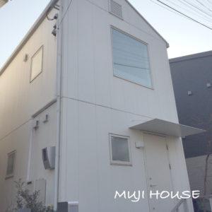 MUJI 窓の家