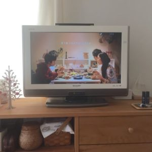 北欧暮らしの道具店 青葉家のテーブル オリジナルドラマ