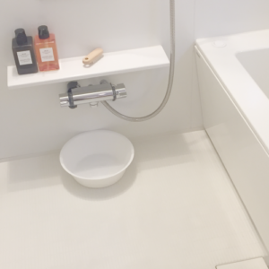 無印良品の家 お風呂